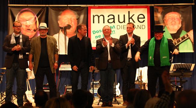 Mauke - die Band